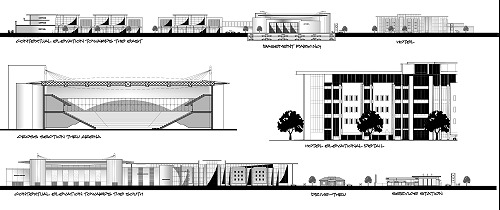 multi-function-arena-athlone1 proposed n6 mixed development athlone architects design