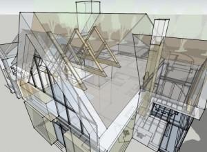 Modern House design in Galway